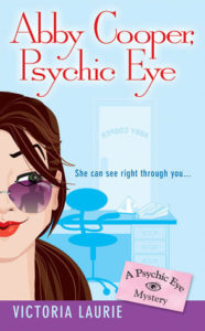 Abby Cooper, Psychic Eye epub