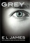 Grey epub Fifty Shades of Grey as Told by Christian