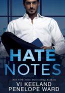 Hate Notes epub
